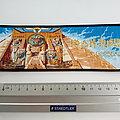 Iron Maiden powerslave patch strip 277 -- 6x19 cm