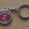 The Rolling Stones - Other Collectable -  The Rolling Stones official keychain 2015 zip code red version