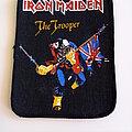 Iron Maiden - Patch - Iron Maiden 1983 The Trooper  patch 113   brandnew 7.5X10 cm