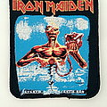 Iron Maiden - Patch -  Iron Maiden 1988 patch 8 - 8 x 10 cm new seventh son ...