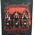 Immortal - Patch - Immortal demons of metal 2004 backpatch bp728 patch