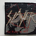 Slayer - Patch - Slayer god hates us all official 2001  patch  used735
