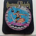 Sacred Reich - Patch - Sacred Reich Surf Nicaragua 1990 patch s339 size 8.5x10 cm
