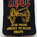AC/DC - Patch - AC/DC   for those about to rock patch 143