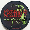 Kreator - Patch - Kreator official  1993   Renewal  patch 9.5 cm k20