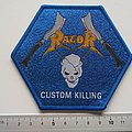 Razor - Patch - Razor custom killing patch r156 limited edition no 19/100