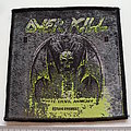 Overkill - Patch - Overkill   white devil armory patch o19