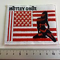 Mötley Crüe - Patch - motley crue  patch m93