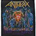 Anthrax - Patch - Anthrax for all kings patch a46