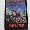 Iron Maiden - Patch - Iron Maiden 1980   Phantom Of The Opera patch 148--7.5 x 10.5 cm