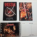 Deicide - Other Collectable - various old official postcards 10 x 15 cm