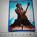 Lemmy - Patch -   Lemmy patch 170 ltd edition blue border + silver print