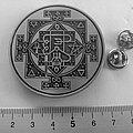 The Devil's Blood - Pin / Badge -  The Devil's Blood pin badge speld nieuw 5cm
