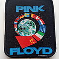 Pink Floyd - Patch - Pink Floyd official 1989 another lapse tour patch 69