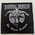 Dimmu Borgir - Patch - Dimmu Borgir patch used 815