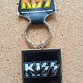Kiss - Other Collectable - Kiss logo official keychain 2013
