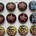 Guns N' Roses - Pin / Badge - various new buttons 3.1 cm   b40