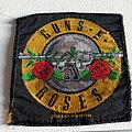 Guns N' Roses - Patch - Guns N' Roses  shaped patch used551