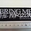 Bring Me The Horizon 2012 patch b147