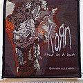 Korn - Patch - Korn freak on a leash patch k15