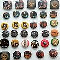 Motörhead - Pin / Badge - Motorhead various old buttons