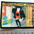 Sex Pistols - Patch - Sex Pistols old 80's patch Sid Vicious Something else s209
