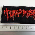 Terrorizer - Patch - Terrorizer patch used345