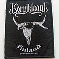 Korpiklaani - Patch - Korpiklaani  2010 patch  816 used