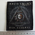 Arch  Enemy   patch used417 war eternal