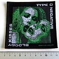 Type o negative 2009 bloody kisses official patch t50