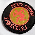 D.R.I. dirty rotten imbeciles patch d230  ------8.5cm