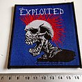 The Exploited - Patch - The Exploited patch  e118