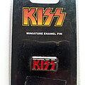 Kiss - Pin / Badge - Kiss pin bagde in blister official merchandise 3 cm