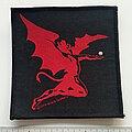 Black Sabbath - Patch - Black Sabbath official 2004 patch 42   ==10x10 cm