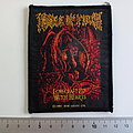 Cradle of filth lovecraft & witch hearts official 2003 patch c250