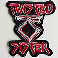 Twisted Sister - Patch - Twisted Sister patch used 675  -  8.5 x 10 cm