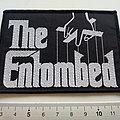 Entombed - Patch - Entombed godfather patch e128-- 7 x 10 cm