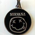 Nirvana - Other Collectable - Nirvana smiley  pendant