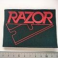 Razor - Patch - Razor patch r148 -- 7x10 cm