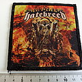 Hatebreed - Patch - Hatebreed patch used359