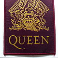 Queen official 1992 patch q26