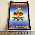 Iron Maiden the clairvoyant 80's patch 44