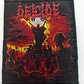 Deicide - Patch - Deicide to hell with god patch 2011 --- 821 used