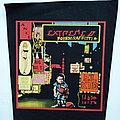Extreme pornograffiti 1990 backpatch bp 288--- 30 x 26 x 37 cm