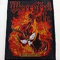Mercyful Fate - Patch - Mercyful Fate don't break the oath patch m362