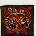 Sabaton - Patch - Sabaton coat of arms 2010 patch s183