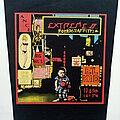 Extreme - Patch - Extreme pornograffiti 1990 backpatch bp 288--- 30 x 26 x 37