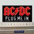 AC/DC  plug me in patch 69