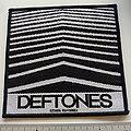 Deftones - Patch - Deftones 2016 patch d343