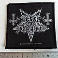 Dark Funeral official 1998 patch d82   bd